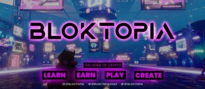 Bloktopia (BLOK)